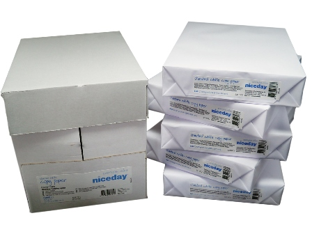 1 Ream (500 Sheets) Of A4 Printer / Copier Multipurpose Paper